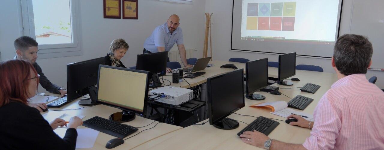Nos solutions ERP et outils de gestion d'entreprise