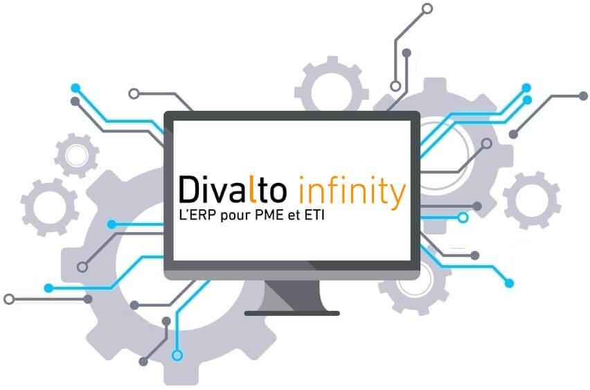 PARTNER informatique intègre votre ERP Divalto